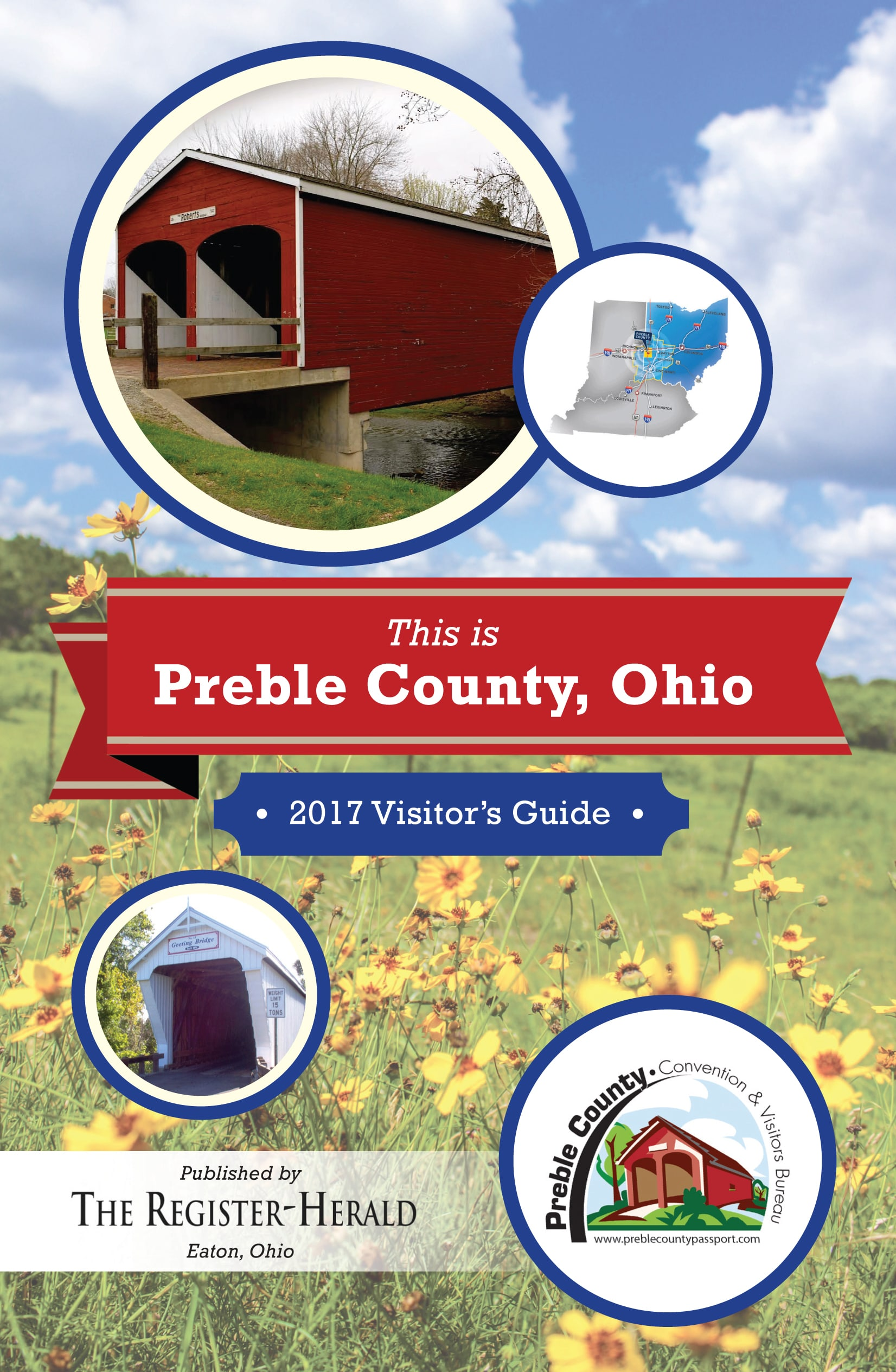 This Is Preble County – Visitor's Guide 2017