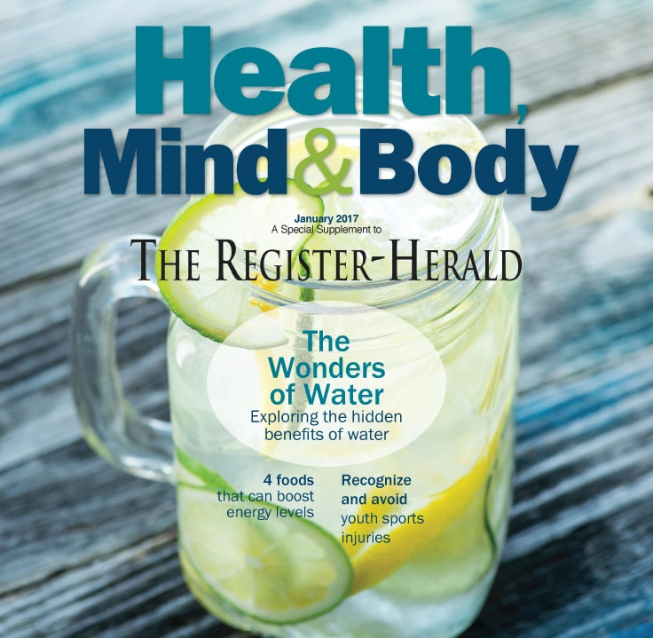 Health, Mind & Body January 2017