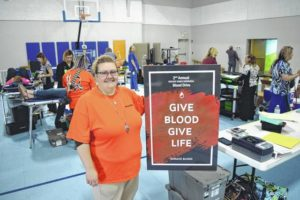 'Vincent strong' blood drive grows stronger