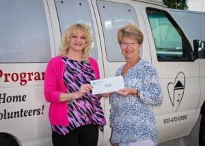 Darke Rural donates to SHRP