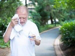 Senior Living: Beat the heat