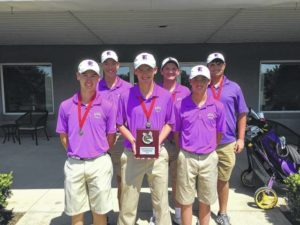 Eaton wins county title