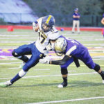Eagles comes up short on Homecoming night