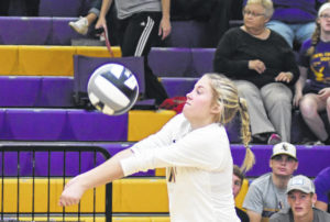 Regular season ends for county volleyball teams