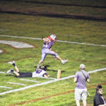 Tri-County North football teams commits five turnovers in loss to Arcanum