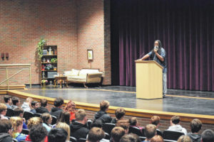 Homelessness Awareness week comes to EHS
