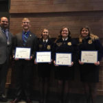 MVCTC students attend National FFA Convention in Indianapolis