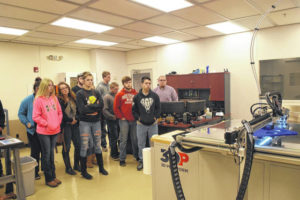 Manufacturing Days introduces students to future employers