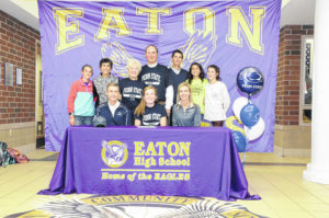 Eaton duo fulfills dreams