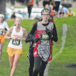 Blazers girls 6th, boys 7th at regional CC meet