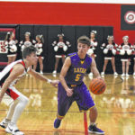 Eaton's boys' basketball team falls to 1-3 with losses to Preble Shawnee, Bellbrook