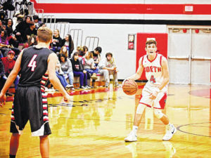 Jackson's late basket lifts North past South