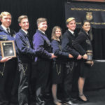 Eaton MVCTC FFA wins 5th in the Nation