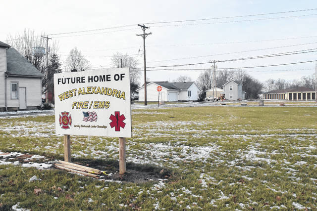 """After more than a year of debates in West Alexandria Village Council, construction on the new firehouse was finally approved on Monday, Dec. 18, however, Assistant Fire Chief Jeff Hickey, who is currently on leave due to a """"hostile work environment,"""" is leading a motion to reverse council's decision."""