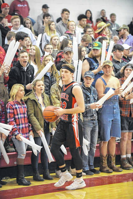 Arrows suffer first SWBL loss - Register Herald