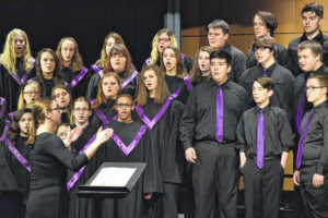 EHS Band and Choir concert held