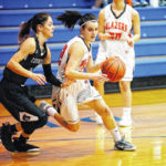 Trail girls conclude season with first round tournament loss to Covington