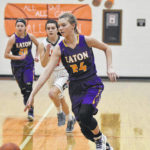 Eaton downs National Trail in girls basketball, 57-38