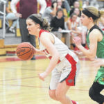 Early deficits lead to pair of losses for South girls