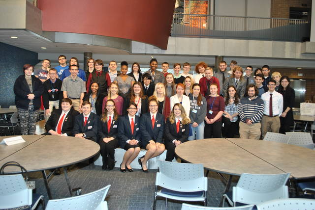 MVCTC is excited for the 50 Business Professionals of America (BPA) students who qualified for the State BPA Conference in Columbus.