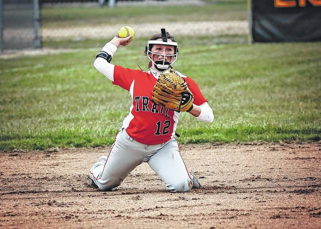 National Trail senior shortstop Ariel Lee returns for her fourth season. Lee was an honorable mention All-CCC pick last year as she helped the Blazers win a league championship.