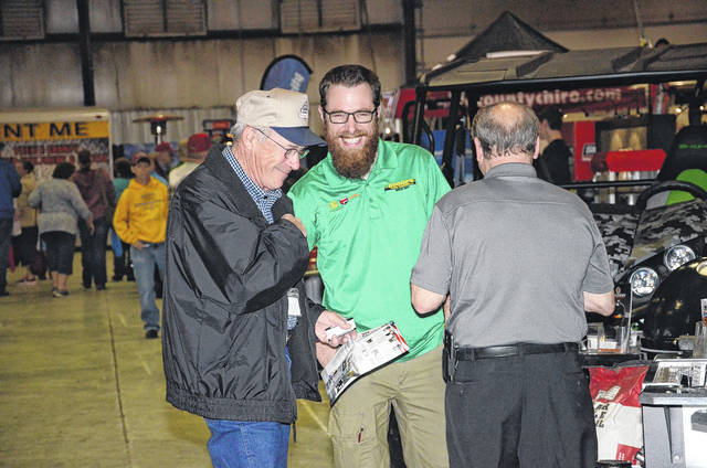 The Preble County Business Expo provides local businesses a chance to interact with their customers, and it provides locals the opportunity to network with different organizations and community members.