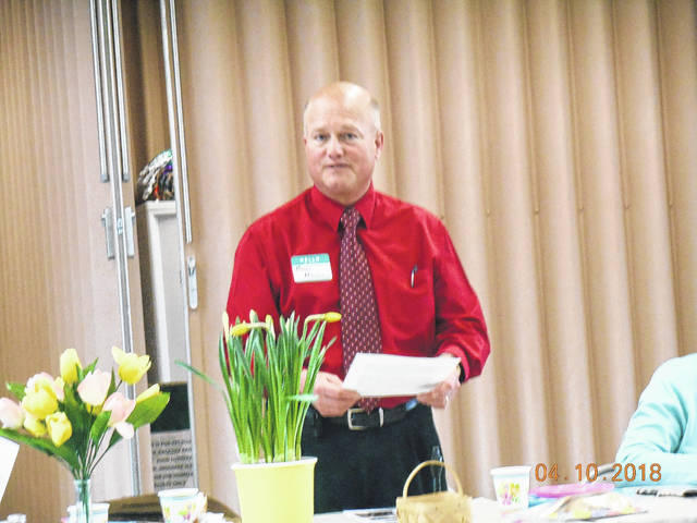 The April 10 meeting of the Preble County Retired Teachers Association was the first meeting of 2018, and featured students from Eaton and West Elkton sharing their knowledge of technology and music.