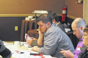 PC Commissioners report on state of county