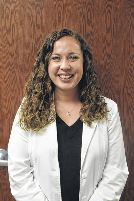 Kaitlyn Sizemore is the newest Physician Assistant Certified with Dr. Harold Allen Ferguson Jr.'s office at the Preble County Medical Offices. Sizemore has been working with Ferguson since 2018 and is accepting new patients.