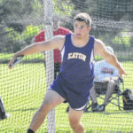Smith, Thompson qualify for state track