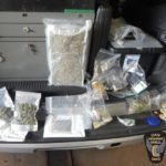 Pills, more seized in traffic stop