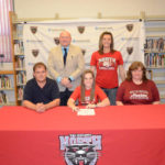 Poling signs with Muskingum