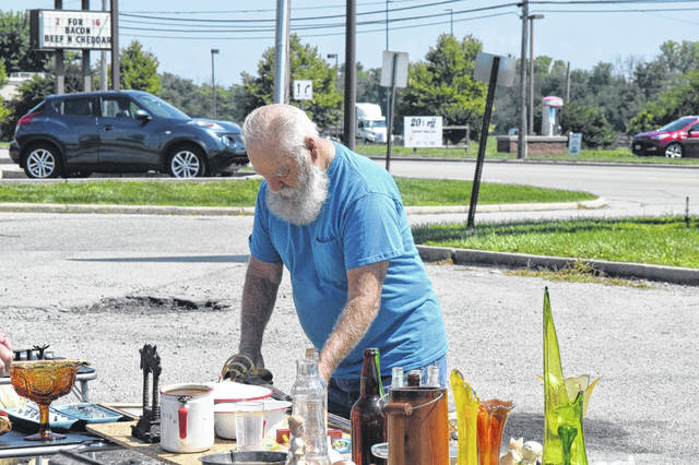 127 Yard Sales come to PC - Register Herald