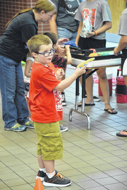 Twin Valley Community Local Schools welcomed back students with the annual picnic, this year with a twist. On Thursday, Aug. 16 a community carnival and picnic was held.