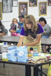 Kids compete in cooking contests