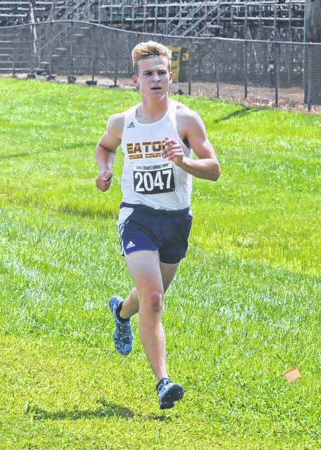 The high school cross country season begins this weekend and National Trail Raceway is circled on on the schedule of many of the county teams. Alex McCarty and Claire Meyer are expected to lead Eaton's team respectively.
