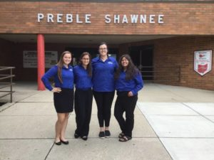 MVCTC students share experiences with Preble Shawnee sophomores