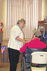 Council on Aging recognizes veterans