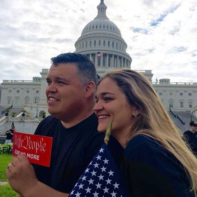 """Youth for Christ of Miami Valley invites the public to interact with national speaker Massey Campos on Saturday, Sept. 15, at 6:30 p.m. at The Grange. Campos will speak on """"Is the Constitution Really That Important?"""""""